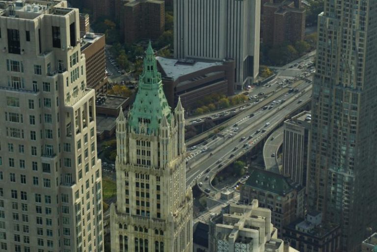 Вулворт Билдинг (Woolworth Building), Нью-Йорк