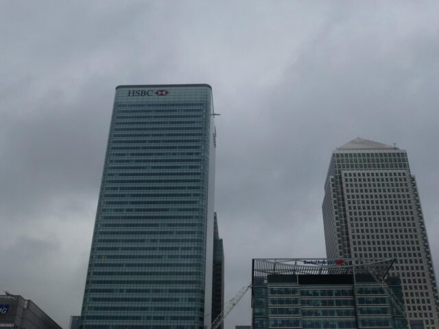 HSBC Tower, One Canada Square