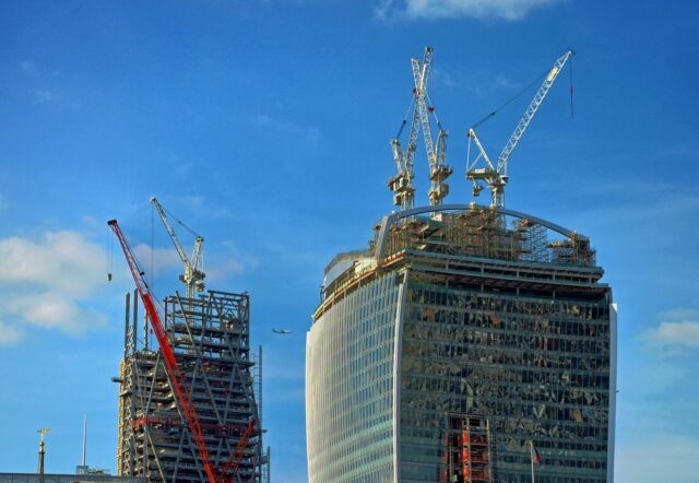 Cheesegrater, Walkie Talkie