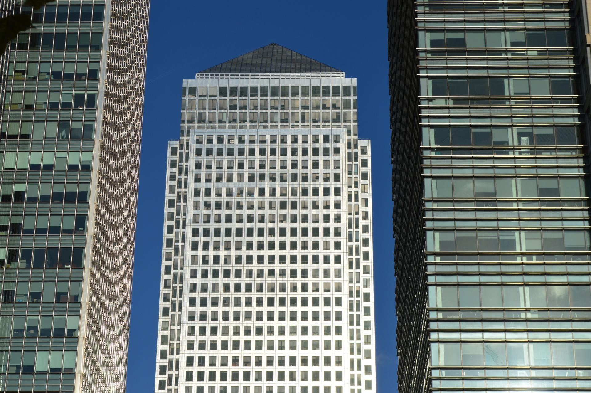 One Canada Square, фото