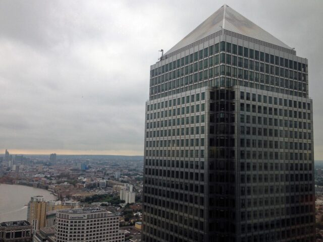 One Canada Square, Citibank